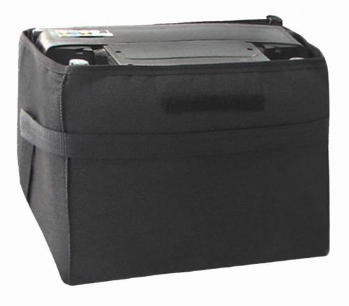 myshopx Batterietasche Batteriehülle Thermotasche 45-65 Ah Batterieschutz 25x20x18 NEU