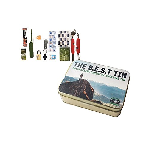 BCB Backpacker Essentials Survival Dose