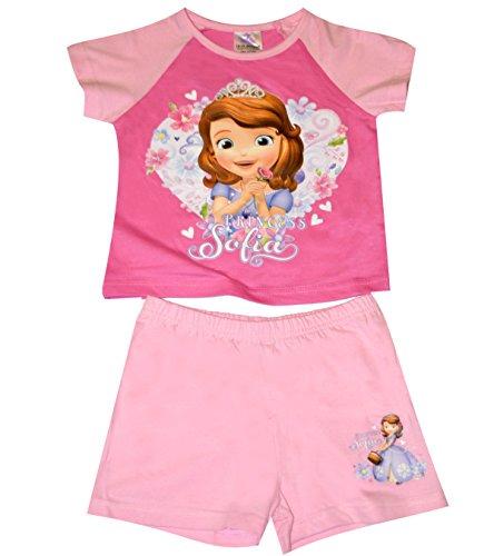 April Fashion Mädchen Sofia die erste Shortie Pyjama 1.5-2,2-3,3-4,4-5 Jahre