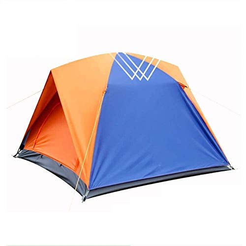 Plztou Tent for Camping Outdoor Light-weight Waterproof Tent, Holiday Trekking, Travel Hiking Sewing Ground Portable Handbag