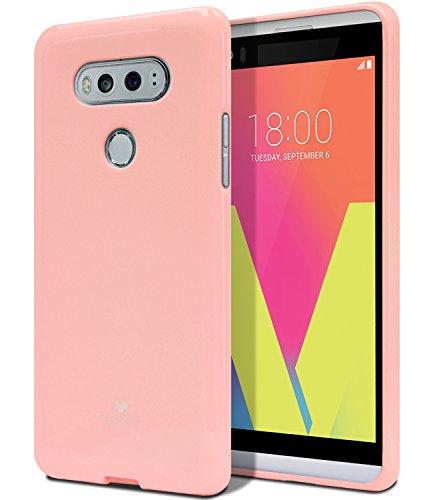 Goospery Pearl Jelly for LG V20 Case (2016) Slim Thin Rubber Case...