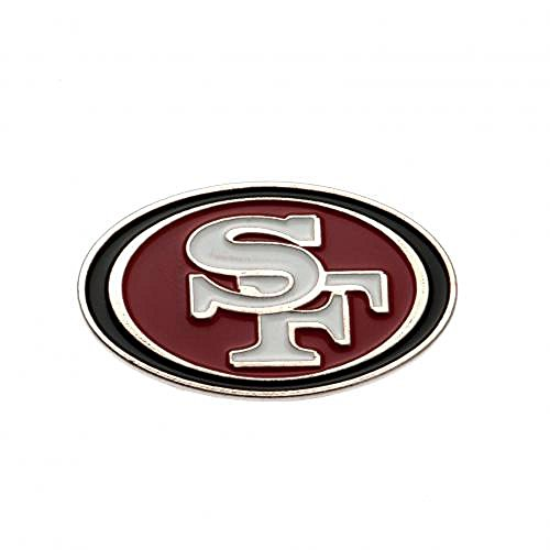 Official San Francisco 49ers Badge