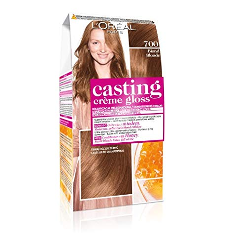 L'OREAL Casting Creme Gloss Haarfärbemittel 700 Blond