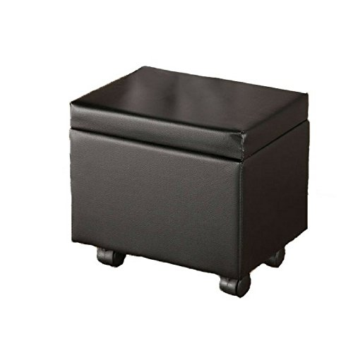 Chest Storage Box Ottoman Living Room Lids Cube Cubes Footstools Rolling On Wheels Upholstered Couch Stool Furniture & E book by ATS