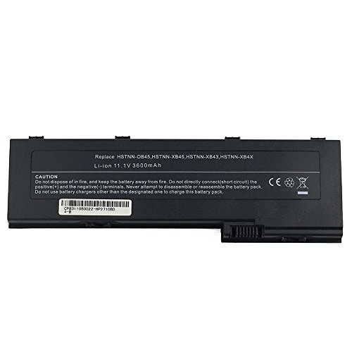 11.1V 3600mah Laptop Akku für HP EliteBook 2730p 2740p 2760p Compaq 2710p Tablet PC OT06 OT06XL 436426-351 436426-752 454668-001 HSTNN-CB45 HSTNN-OB45 HSTNN-W26C HSTNN-XB45 Battery Batterie