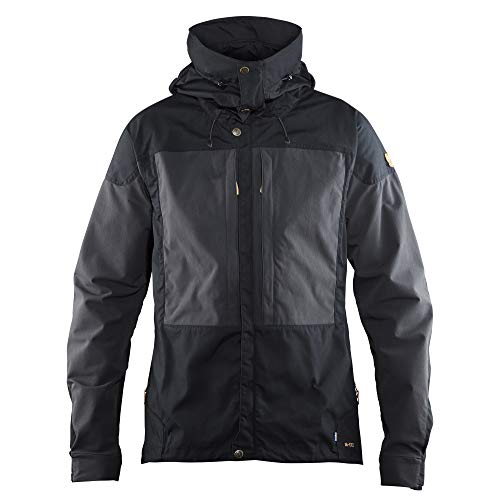 FjallRaven Veste Casual Keb Jacket M Black Medium