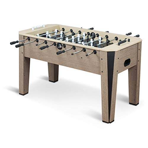 EastPoint Sports Ellington Foosball Table Game - 60 inches -...
