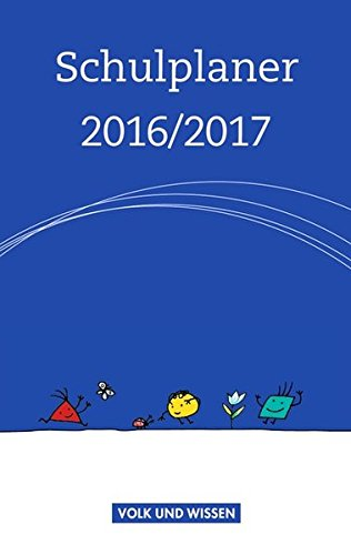 Schulplaner 2016/2017