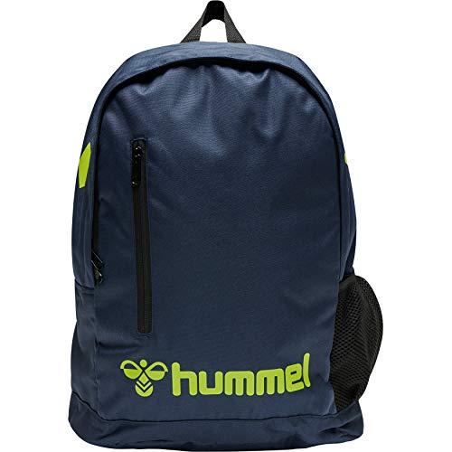 Hummel Core Rucksack Backpack, Blau
