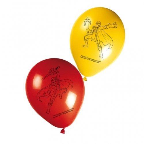 Power rangers - Globos para fiesta