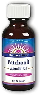 heritage essential oils