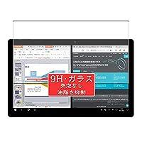 Sukix ガラスフィルム 、 ALLDOCUBE KNote Go Tablet 11.6 インチ 向けの 有効表示エリアだけに対応 強化ガラス 保護フィルム ガラス フィルム 液晶保護フィルム シート シール 専用