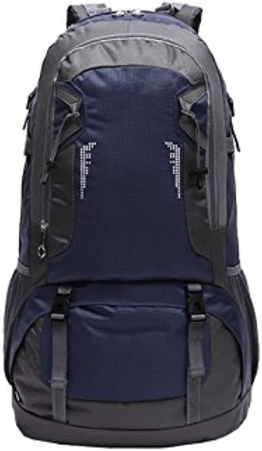 Hiking Lightweight Hiking Rucksack Breathable Bike Bags Great Small Backpacks(Navy bluee) for Outdoor Traveling