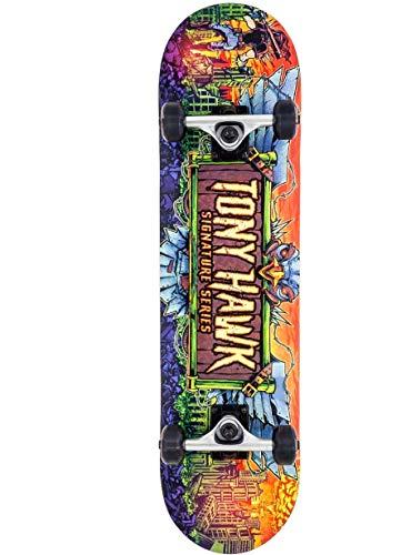 Tony Hawk SS 360 Complete Apocalypse Tabla, Adultos Unisex, Multi (Multicolor), 8 in