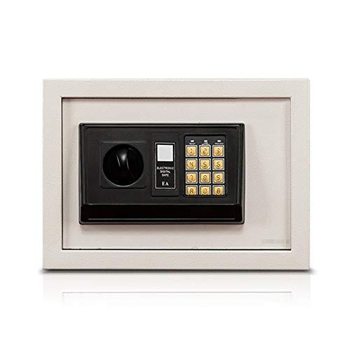 Brandvrije kluis Brandkasten En Slot Dozen, Kluis Beveiliging Box, Digital Safe Box, Money Kluis Veilig thuis (Color : As picture, Size : 31x20x20cm)