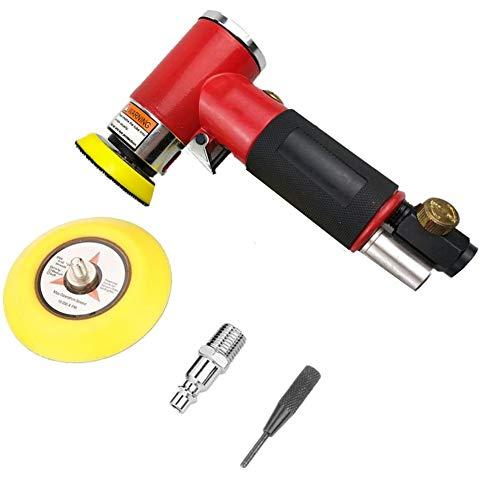 Exzenter Poliermaschine Poliermaschine Auto Dual Action Polierer Polierscheiben Auto Polnischen Dual Action Auto Polierer Red,One Size