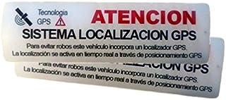 Amazon.es: pegatina alarma coche