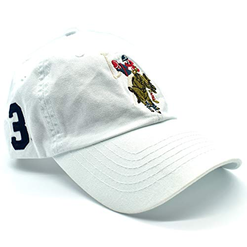 U.S. Polo Assn. Gorra para Caballero MD. USRCAP-47-231 Color Blanco