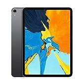 Apple iPad Pro (11-inch, Wi-Fi, 64GB) - Space Gray (2018) (Renewed)
