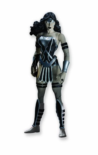 DC Comics Blackest Night Series 4: Wonder Woman Action Figure