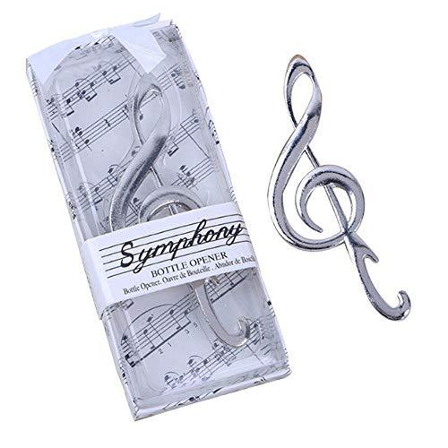 "96pcs""Symphony"" Music Note Bottle Opener For Wedding Party Favor"