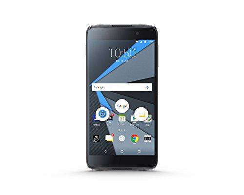 BlackBerry DTEK50 Smartphone (5,2 Zoll (13,2 cm) Touch-Bildschirm, 16GB interner Speicher, Android 6.0) schwarz