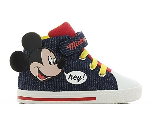 Mickey Baby jongens S High Sneakers Sneakers