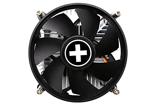 Xilence Performance C Serie | CPU Kühler | I200 | Backplate | 92 mm Lüfter | 65 Watt TDP | Intel | schwarz