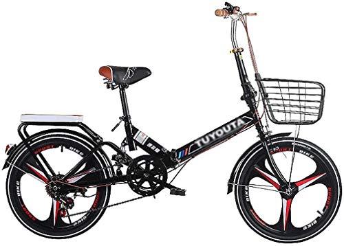ZGQA-GQA Bicicleta al aire libre Estudiante Bici de carretera for hombres y mujeres de 20 pulgadas Bicicleta de 20 pulgadas Muchacha de niño interior al aire libre Bicicleta Junior Estudiante