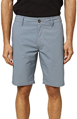 O'NEILL Men's Water Resistant Hybrid Walk Short, 20 Inch Outseam | Mid-Length Short |