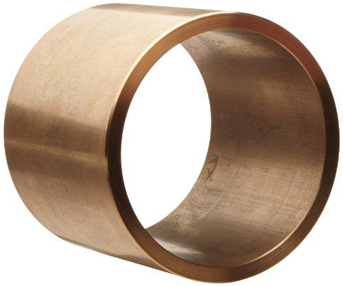 "Bunting Bearings EP081008 Sleeve (Plain) Bearings, Powdered Metal SAE 841, 1/2 "" Bore x 5/8 "" OD x 1/2 "" Length (3 Pack)"