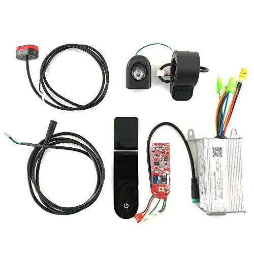 Kuinayouyi Scooter controlador placa base 350 W 36 V para M365/M365 Pro Control frenos y pantallas