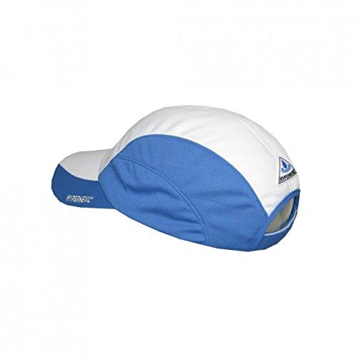 Casquette rafraîchissante multi usages HyperKewl - Bleu/blanc