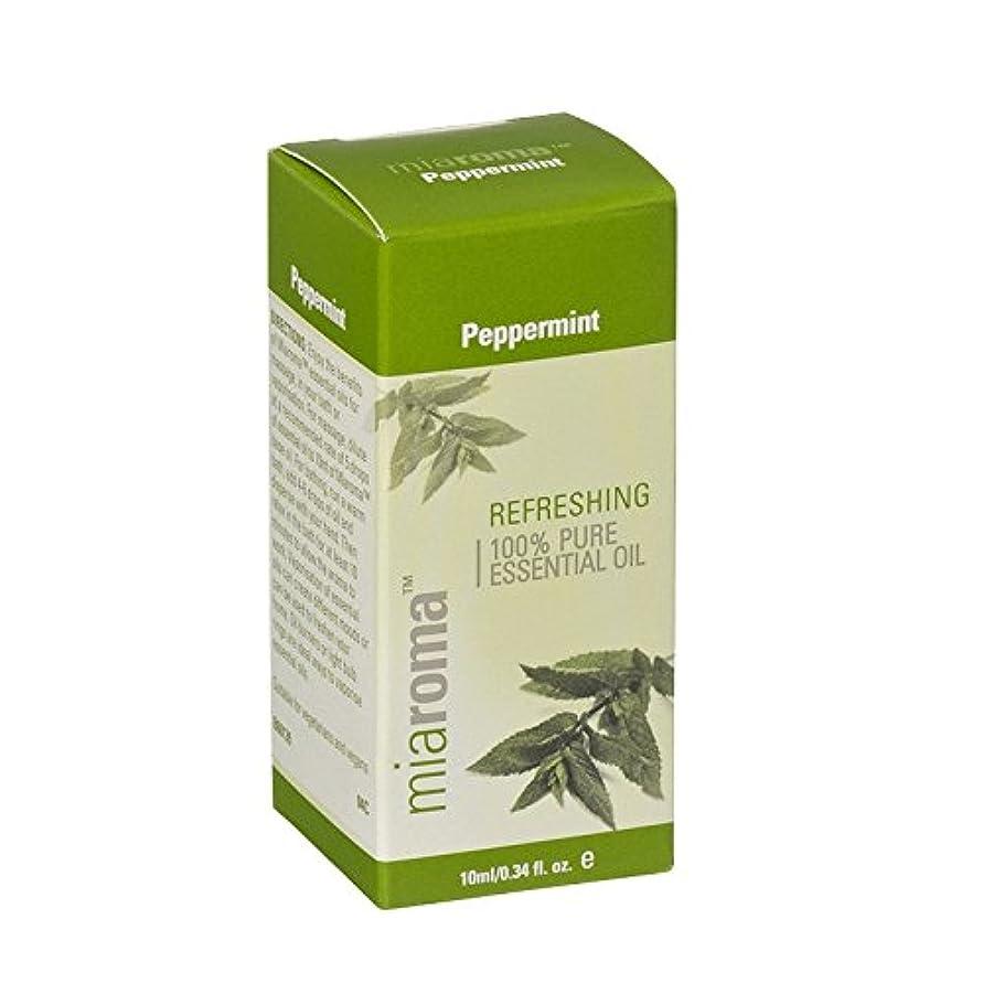 アルネ充実チケットMiaromaのペパーミント純粋なエッセンシャルオイル - Miaroma Peppermint Pure Essential Oil (Miaroma) [並行輸入品]