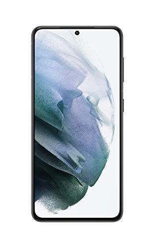 Price comparison product image Samsung Galaxy S21 5G,  US Version,  128GB,  Phantom Gray - Unlocked (Renewed)