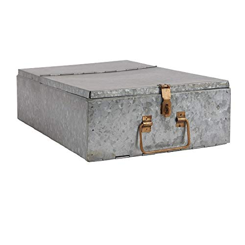 IB Laursen Metallbox mit Deckel und Griff