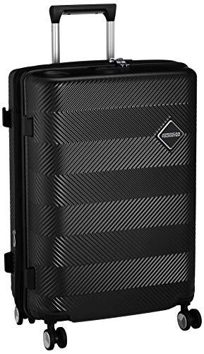 [アメリカンツーリスター] スーツケース キャリーケース グルービスタ スピナー 67/24 TSA 保証付 70L 67 cm 4.1kg ジェットブラック