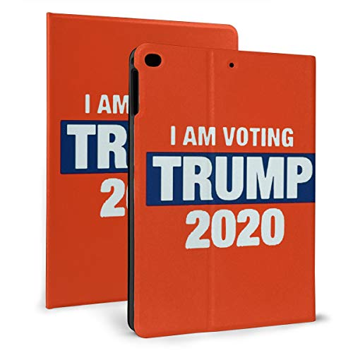 Voting for Donald Trump IPad Case Fit IPad Mini 4/5,Ipad 2017/2018 & Ipad Air 1/2 Stand Cover Case for Apple IPad 9.7 Inch Slim Stand Hard Back Shell Protective Smart Cover Case -  NOT, Lndbsa-111269562-Lods-Black-264