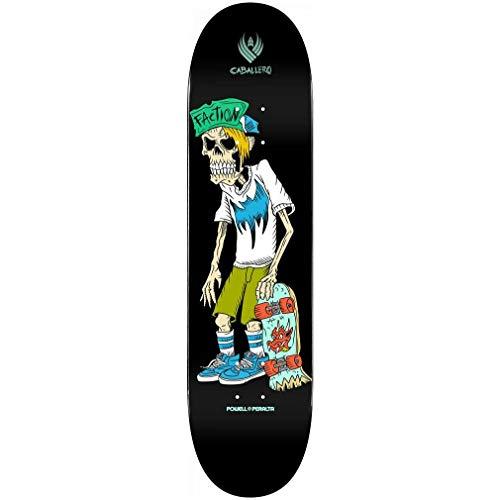 Powell Peralta Skateboard Deck Caballero Faction Flight 21 x 81 cm