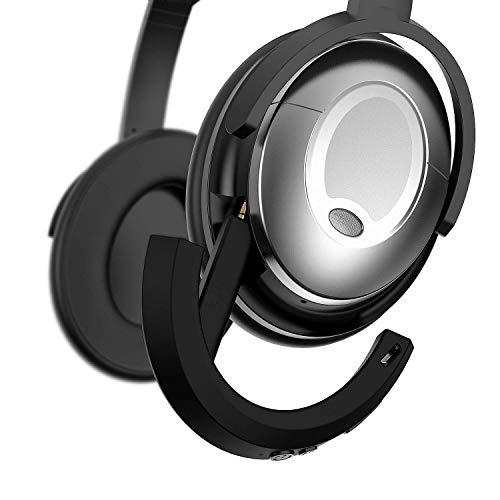 Ricevitore Bluetooth Airfrex e adattatore wireless per cuffie Bose QuietComfort 3 (QC 3) (funziona solo con cuffie Bose QC 3)