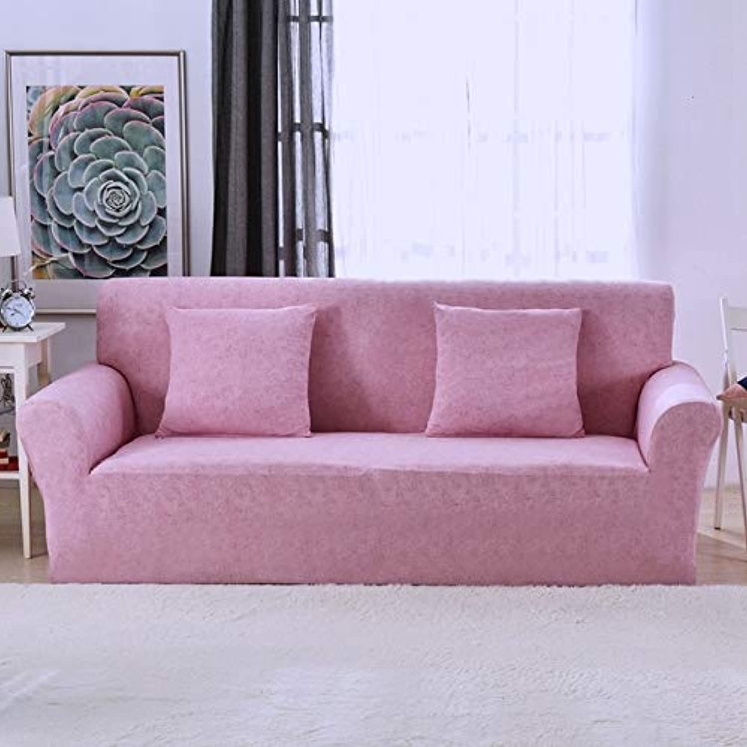 Modern Universal Stretch Sofa Covers for Living Room Elastic Furniture Armchair Covers Sectional Couch Slipcover 1 2 3 4 Seat   3, 2 Seater