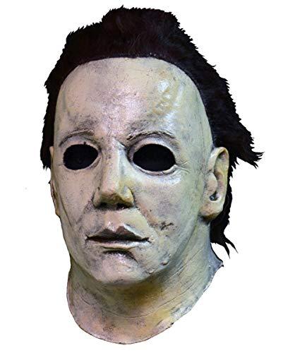 máscara de Michael Myers de Halloween 6 Deluxe