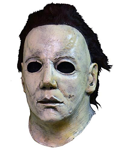 Michael Myers Maske aus Halloween 6 - Horror Maske mit Kunsthaar