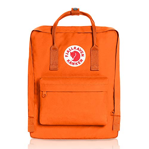 FJÄLLRÄVEN Kånken Mochila, Unisex Adulto, Burnt Orange, 38 cm