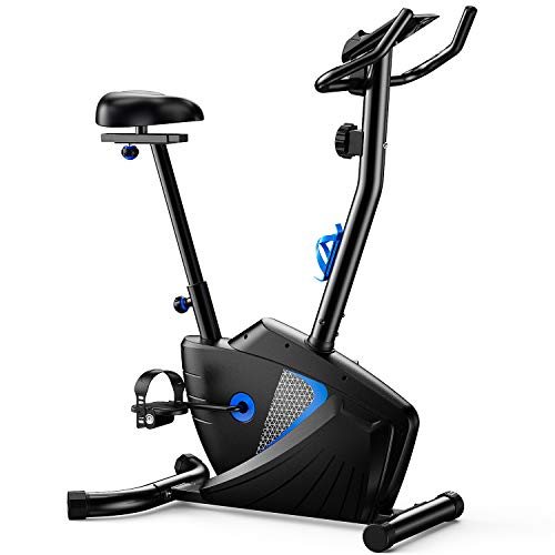 WINNOW Exercise Bike Fitness Bike Advanced Home Trainer Spin Bike Ideal Cardio Trainer Adjustable Magnetic Resistance Aerobic Workout