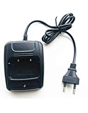 Replacement Cargador BF-888S Desktop Charger Compatible with Baofeng BF-888S BF-88E Walkie Talkie