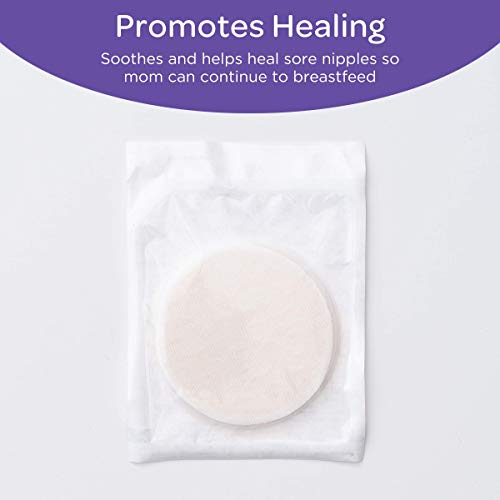 Lansinoh Soothies Breast Gel Pads for Breastfeeding and Nipple Relief, 2 Pads