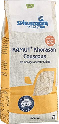 Spielberger Bio Kamut Vollkorn Couscous, kbA (1 x 500 gr)