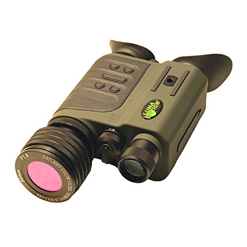 Luna Optics Digital G2 Day & Night Vision Binocular, 6-30x50mm, Digital, Built-in IR LN-G2-B50