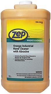 Zepプロフェッショナル工業ハンドクリーナー、オレンジ、1ガロンボトル1045070